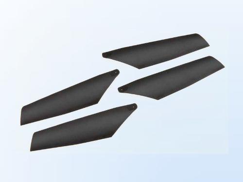 Heli-Max RC Parts Main Rotor Blades Set Upper /& Lower Novus UH-1D HMXE8297