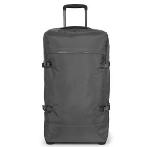 Eastpak-Tranverz-L-Trolley-Reisetasche-grey-matchy-Tasche-Reise-Koffer-EK63L83N