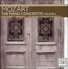 Mozart: The Piano Concertos, Vol. 5 (CD, Mar-2007, Arte Nova)