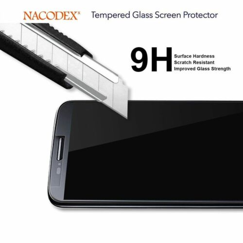 NX Tempered Glass Screen Protector For Samsung Galaxy Tab A S Pen P580 P585 10.1