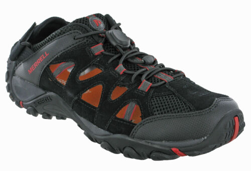 Merrell Yokota Ascender Stretch Convert Shoes Sandals Leather Open Back Toggle