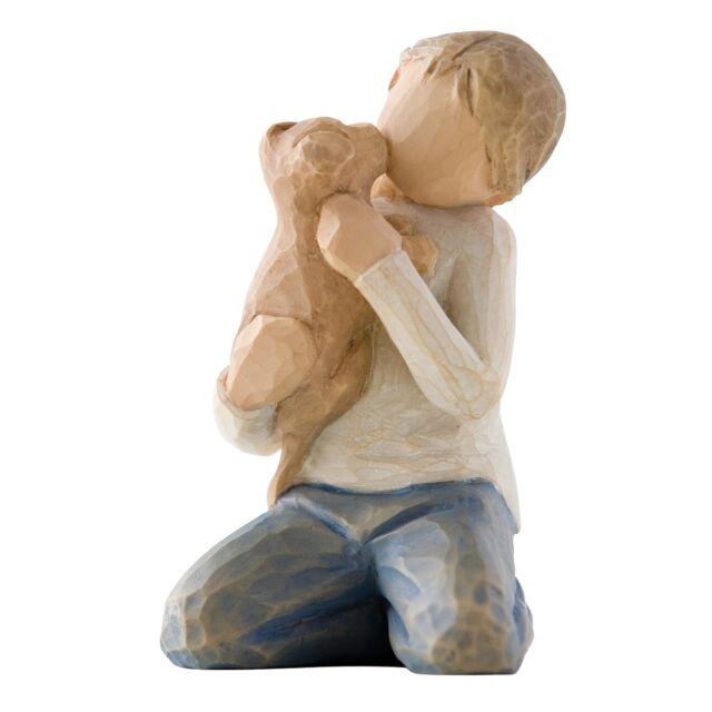 Willow Tree 26217 Kindness Boy Figurine