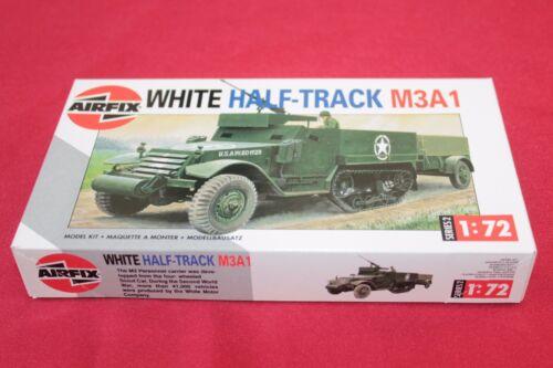 Soldatini Figure AIRFIX HO WHITE HALF-TRACK M3A1-02318