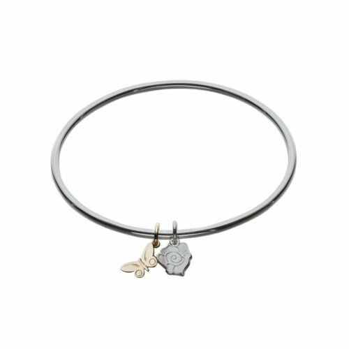 Ola Gorie Sterling Silver Mistral Charm Bracelet Scottish RRP £192.00