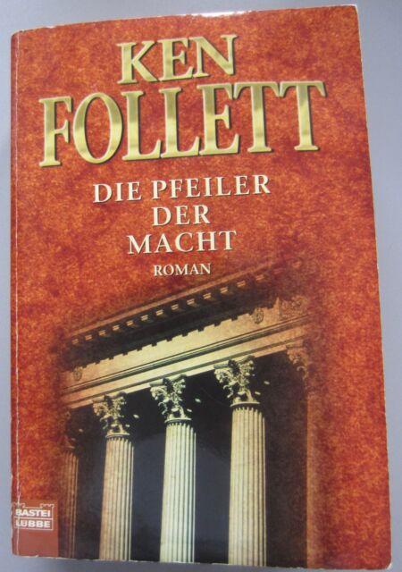 Die Pfeiler der Macht Broschiert – 1999 von Ken Follett  (Autor)