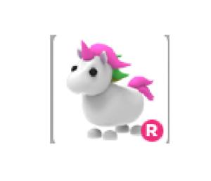 Roblox Adopt Me Unicorn Ride Legendary Fast Delivery Ebay