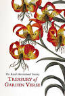 The RHS Treasury of Garden Verse by Royal Horticultural Society (Hardback, 2003)