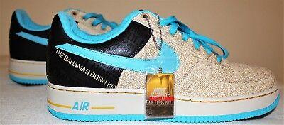 Nike Air Force 1 PRM 07 Low Thompson Tweed Blue Brown