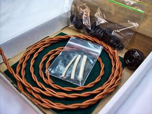 Antique Fan Restoration Kit Vintage Rewire Ge Emerson