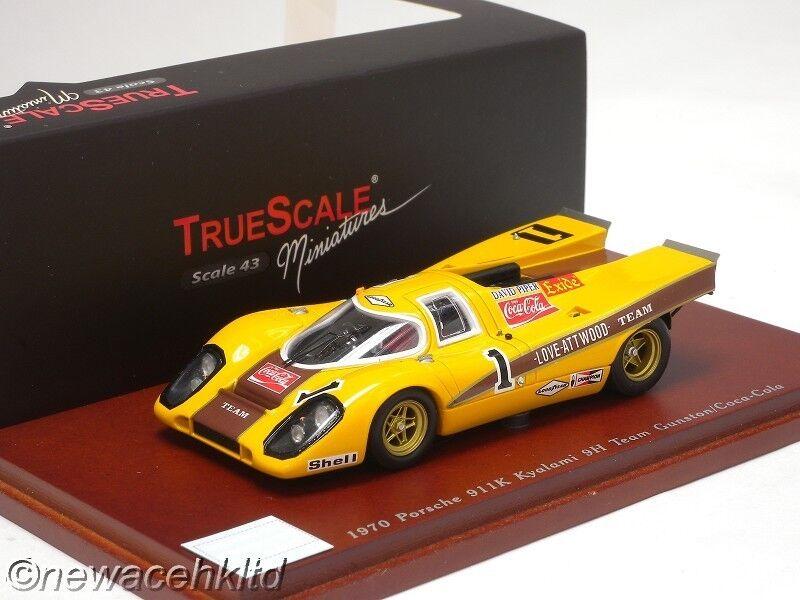 Porsche 917K Kyalami 9 H TrueScale Modèle 1 43  TSM114311