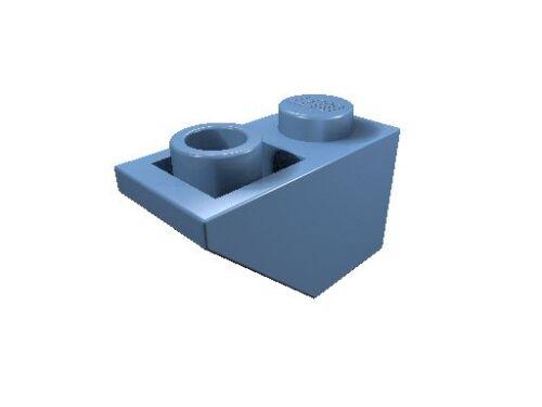 3665 LEGO Dachstein invers 45° 2 x 1 10 x mittelblau neu