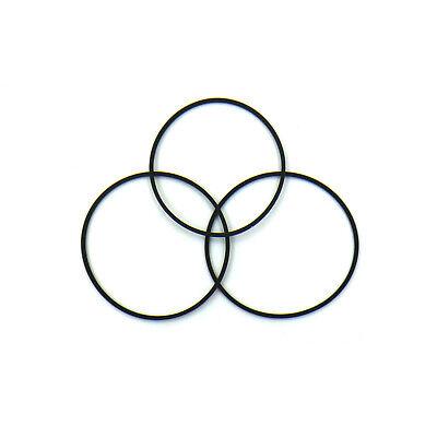 SONY CDP-CX333ES 300 CD Changer Belt Set   3 Belt Set CD Changer Loading /& Door