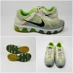 Nike-Air-Max-Tailwind-4-Green-Mesh-Running-Athletic-Shoe-Sneaker-Womens-Size-7