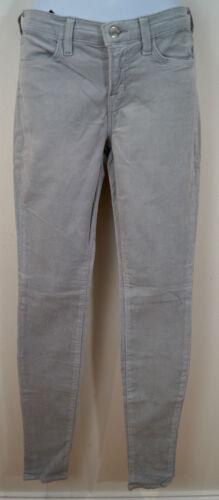pallido di coste in velluto Pantalone grigio in di J24 marca color a skinny Pantalone chiaro velluto grigio coste a marca 26 J UZOqwn0B