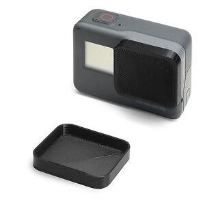 Linsen-Schutz-fuer-GoPro-Go-Pro-HERO-5-Lens-Cap-Protector-Abdeckung-Kappe