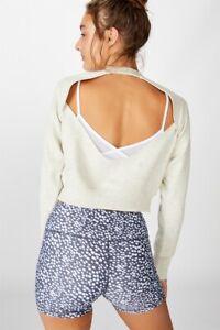 Cotton-On-Body-Open-Back-Fleece-Crew-Top-In-Oatmeal-Marle