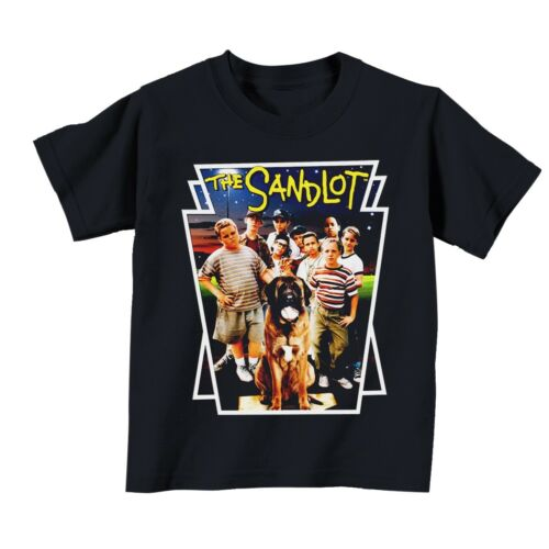 The Sandlot Movie Full Color Group Photo Youth T Shirt 2T-YXL