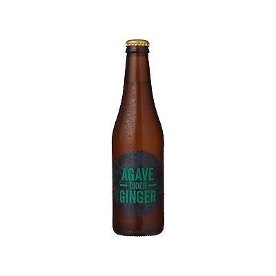 Sydney Brewery Agave Ginger Cider Bottles 330mL case of 24 Apple Cider
