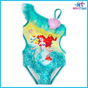 c3873bbb64d1d Disney The Little Mermaid Ariel Swimsuit for Girls sizes 3-6 brand ...