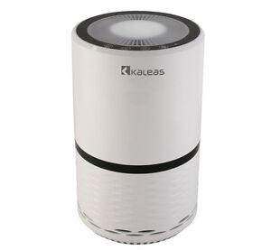 kaleas apf 15 air purifier luftreiniger ionisierer mit vorfilter hepa filter ebay. Black Bedroom Furniture Sets. Home Design Ideas
