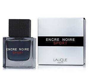 Encre Noire Sport by Lalique 100mL EDT Spray Authentic Perfume Men COD PayPal