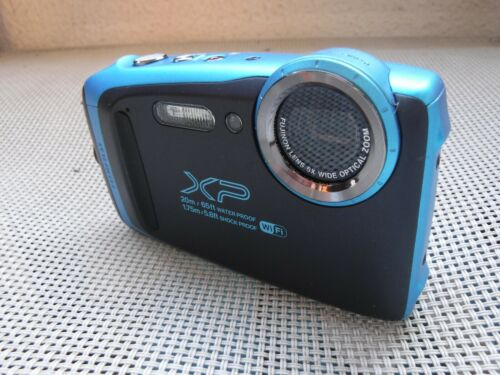 Fujifilm Finepix XP130-16.4mp impermeable//a prueba de impactos-Bluetooth WIFI-HD Movie