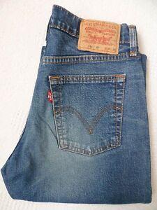 1934a5d71f LEVI S 584 JEANS WOMEN S STRETCH BOOT CUT W30 L30 BLUE VINTAGE ...
