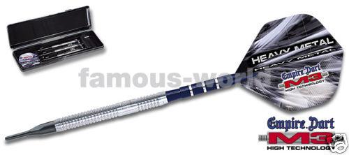 """29128 EMPIRE M3-DARTSET /""""Heavy Metal No.1/"""" 14g"""