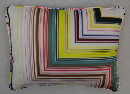 """Designers GUILD Tissu-Abstract malachite-Multicolore-Coussin Couverture 12 /""""x16/"""""""