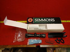 SKS Rifle Scope, Rings & Mount Simmons Model SKS762C