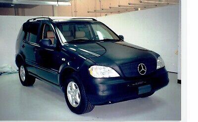 Colgan Front End Bra 2pc Fits Mercedes Benz CLK320 1998-2001 W//License
