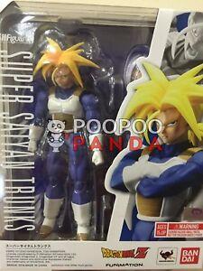 Bandai Tamashii S.H. Figuarts Super Saiyan Trunks Dragon Ball Z IN STOCK USA
