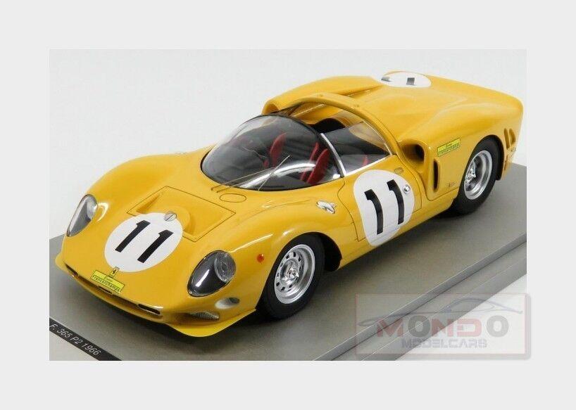 Ferrari 365 P2 Ecurie Francorchamps 1000Km Monza 1966 Tecnomodel 1 18 TM18-20F