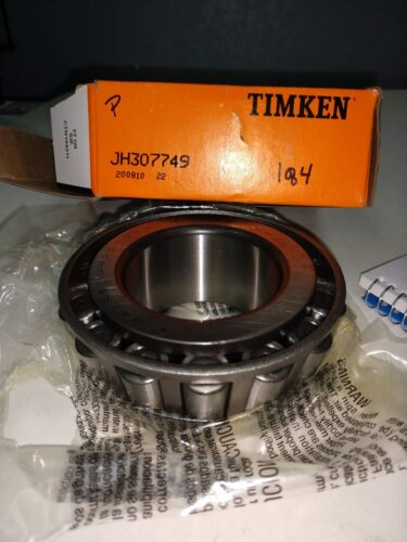 JH-307749    3 IN STOCK  $100.00 ea. TIMKEN TAPERED ROLLER BRNG