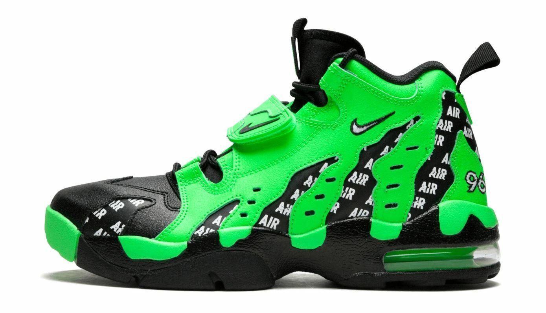 Nike Air DT Max '96 SOA Men's Size 11.5 Rage Green   Black   White