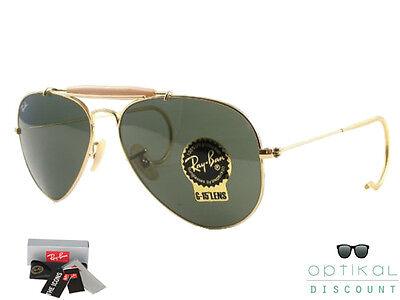 Ray Ban RB3030 L0216 58 occhiali da sole originali NEW sunglasses sonnenbrille