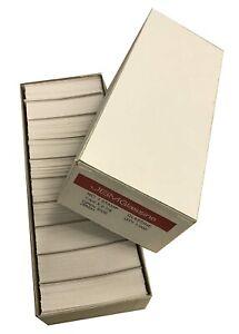 Glassine Envelopes #1 - 2 7/8 x 1 3/4 - Box of 1000