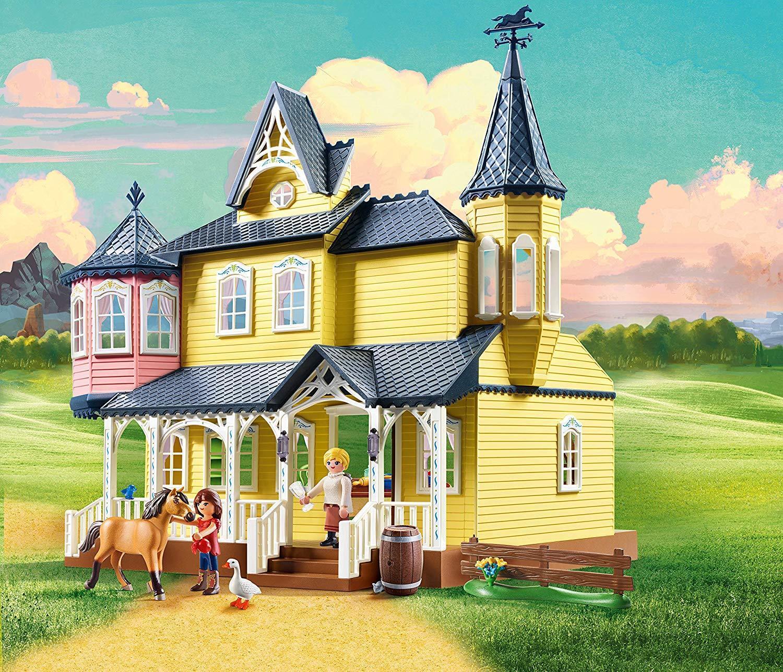 PLAYMOBIL 9475 Spielzeug-Luckys glückliches Zuhause  NEUHEIT 2018 OVP OVP OVP 6b55c7