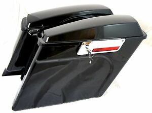 Mutazu Stretched Extended Hard Saddlebags 4