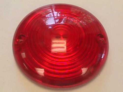 NEW! FXR FXWG RED LENS fits FX FXE FXST /& XL TURN SIGNAL LIGHTS 1973-1985