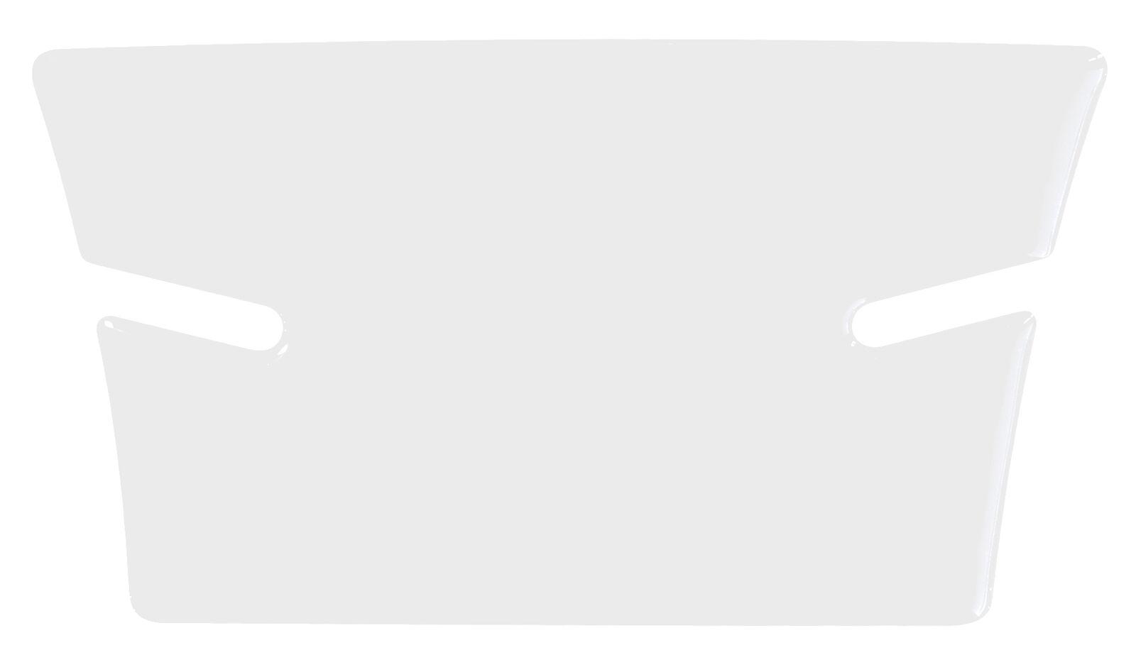 Mini-Tankpad 3D 501864 Transparent Tank-Schutz f/ür Motorrad-Tank