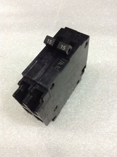 Mp1515 Murray Type Mh Circuit Breaker Two 1 Pole 15 Amp