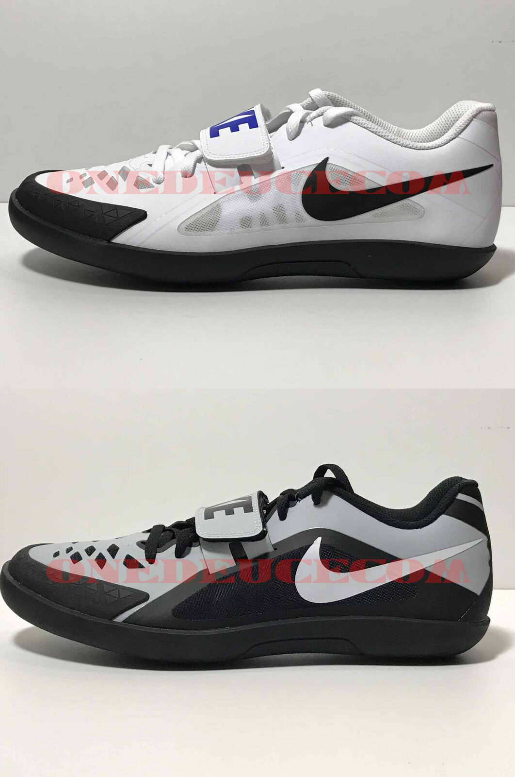 Nike Zoom color rival SD 2 Elige color Zoom blanco o negro comodo ef42e9