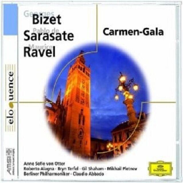 OTTER/TERFEL/ABBADO/BP/+ - ESALUTE CARMEN-SPANISCHE NÄCHTE  CD NEU
