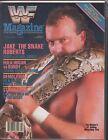 WWF Magazine February 1988 Jake Roberts, Hulk Hogan, Strike Force EX 011416DBE