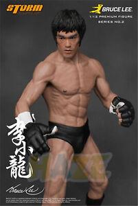 Bruce-Lee-Chinois-Kung-Fu-Promoter-1-12-19cm-PVC-Action-Figure-Jouet-En-Boite