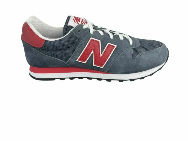 Size 11 - New Balance 500 Navy Red for sale online   eBay