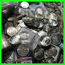 ?Estate Lot US Morgan Peace Silver Dollars ?1 BU Mint MS UNC ? O, S, P, CC Mint?