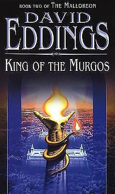 """""""AS NEW"""" Eddings, David, King Of The Murgos: (Malloreon 2) (The Malloreon (TW)),"""