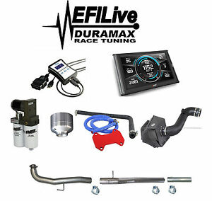 Duramax Def Delete >> Details About Chevy Gmc Duramax Lml 6 6l 2015 5 2016 Egr Dpf Def Delete Kit Efi Live Tuner New